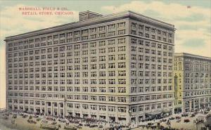 Illinois Chicago Marshall Field and Company Retail Store