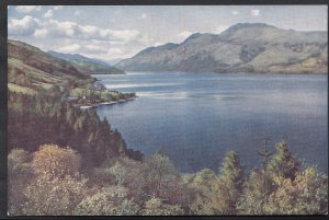 Scotland Postcard - Loch Lomond With The Ben Beyond, Dunbartonshire   LC3992