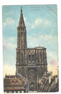 Cathedrale, Strasbourg (Bas Rhin), France, 1900-1910s