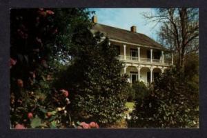 SC Oakenwald Estate MARION SOUTH CAROLINA Postcard PC