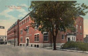 BELLEVILLE , Ontario , Canada , 1900-10s ; Y.M.C.A.