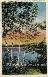 Lake Winnepesaukee in Pine Island, New Hampshire