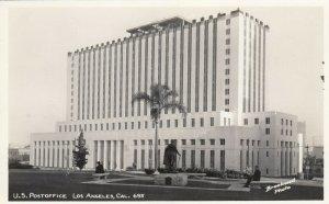 RP: LOS ANGELES, Ca., 1910-30s , U.S. Post Office