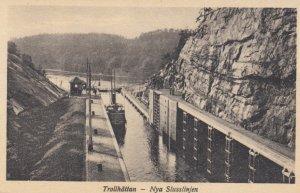 TROLLHATTAN - Nya Slusslimjen , Norway , 1910s