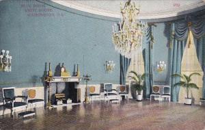 Blue Room White House Washington D C 1908