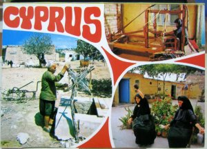 Cyprus Traditional Village life - unposted