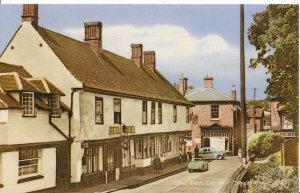 Norfolk Postcard - The Bell Corner - Thetford - Ref ZZ4213