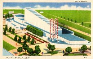 NY - NY World's Fair, 1939. Hall of Fashion