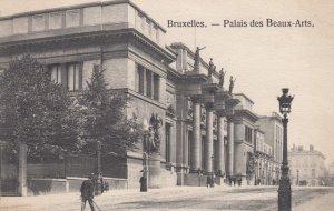 BRUXELLES , Belgium , 1900-10s ; Palais des Beaux-Arts
