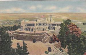 Colorado Colorado Springs Cheyenne Lodge On Summit Of Cheyenne Mountain 1951 ...