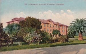 California San Francisco Roble Hall Stanford University