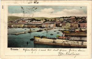 CPA Trieste . ITALY (529773)