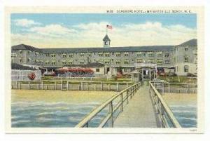 Seashore Hotel, Wrightsville Beach, North Carolina, 00-10s