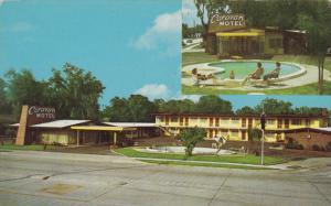 Caravan Motel , ST. AUGUSTINE , Florida , 40-60s