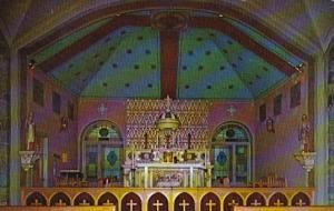 Michigan Brooklyn Sanctuary St Joseph Shrine Irish Hills
