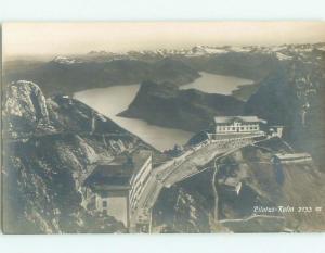 old rppc NICE VIEW Rigi-Kulm - Schwyz - Lauerz - Steinen Switzerland i2309