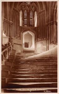 Chapter House Stairs, Wells Cathedral