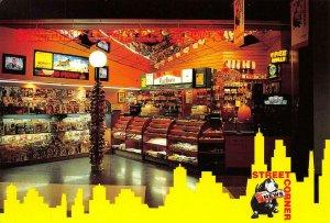 Street Corner News MALL OF AMERICA Bloomington, MN c1990s Continental Postcard
