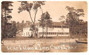 Star Island Inn Cass Lake MN Unused