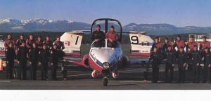 Canada SNOWBIRDS 1991 ; 431 Air Demonstration Squadron, Ottawa