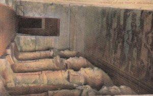 Temple von Abu Simbel , Egypt , 00-10s Interior