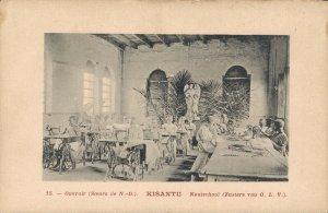 Africa Belgium Congo Kisantu Naaischool 03.40