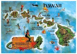 - Hawaii Map
