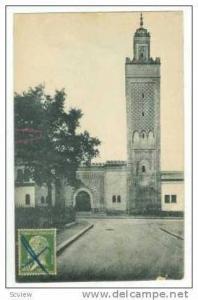 PARIS, La Mosquee, Exterior Street View, 00-10s, France