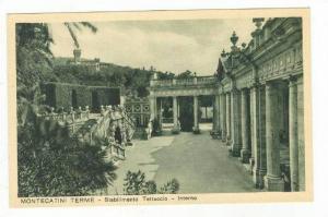 Stabilimento Tettuccio, Interno, Montecatini Terme (Tuscany), Italy, 1900-1910s