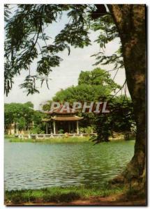 Postcard Modern Ho Guom Sword Lake