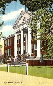 Virginia Pulaski High School