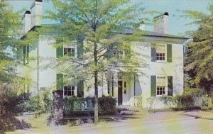 Birthplace Of Woodrow Wilson Staunton Virginia