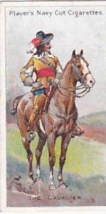 Player Vintage Cigarette Card Riders Of The World 1905 No 29 The Cavalier