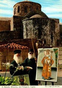 Cyprus St Barnabas Monastery Near Famagusta