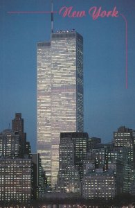 NEW YORK CITY , 1980s ; The World Trade Center