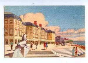 173373 ARGENTINA Rambla Casino by Martinel Vintage postcard