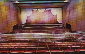 Greensboro War Memorial Auditorium Greensboro North Carolina