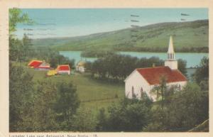 ANTIGONISH , Nova Scotia , Canada , PU-1956; Lochaber Lake