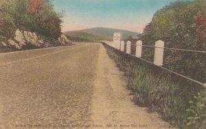 Where the MOHAWK TRAIL crosses the HOOSAC Tunnel, Massachusetts, 1900-10s