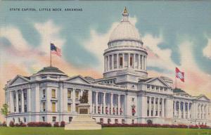 State Capitol Building Little Rock Arkansas