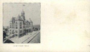 Court House - Joliet, Illinois IL