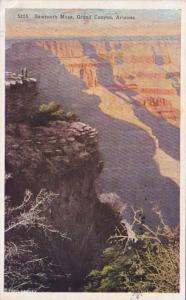 Arizona Grand Canyon Sawtooth Mesa 1940