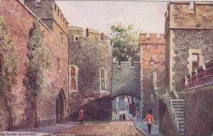Bloody Tower, Wakefield Tower, St. Thomas Tower, The Tower Of London, England...