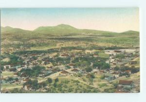 1930's PANORAMIC VIEW Prescott Arizona AZ i1655