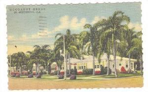 Cocoanut Grove, St. Petersburg, Florida, PU-1949