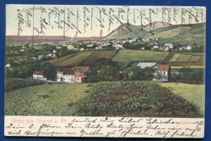 Gruss aus Honnef a Rh total Germany postcard