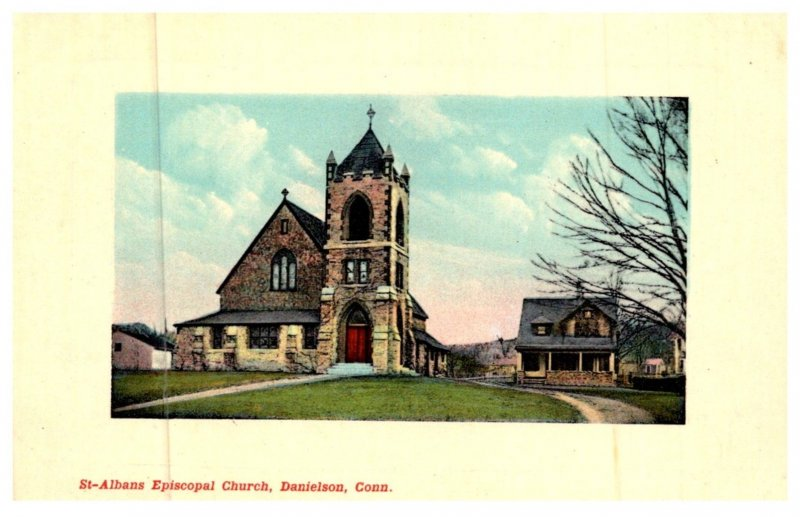Connecticut  Danielson , St. Albans Episcopal Church
