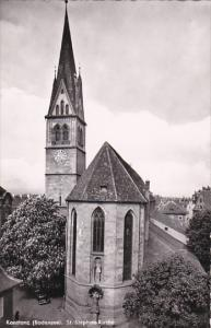 RP, St. Stephan-Kirche, KONSTANZ (Baden-Wurttemberg), Germany, 1920-1940s