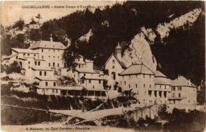 CPA CHICHILIANNE - Notre-Dame d'ESPARON par le Perriere (433151)