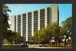 FL Bayshore Presbyterian Apts TAMPA FLORIDA Postcard PC